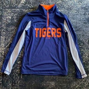 Detroit Tigers Pullover M 10-12 Youth Unisex Ball